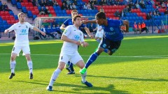 Ислоч спечели домакинството си на Славия, бивш играч на Левски вкара гол
