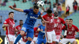 Валери Божинов към феновете: Футболният Левски е легенда, която създадохте вие