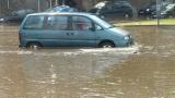 След потопа обстановката в столицата се нормализира