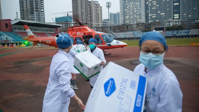 В 25 държави са регистрирани случаи на коронавирус, съобщава