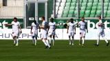 Групата на Берое за мача с Левски