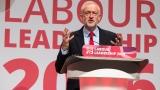 Джереми Корбин преизбран за шеф на Лейбъристката партия
