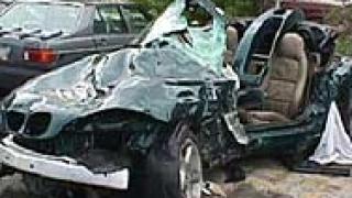 Верижна катастрофа на пътя Раковски-Пловдив