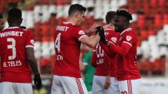 В Нидерландия коментираха играч на ЦСКА