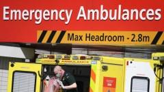 Огромен ръст на починалите от коронавируса във Великобритания за 24 часа