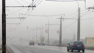 Частични заледявания и мъгла по пътищата