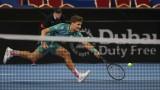 Словакът Мартин Клижан се справи с германския квалификант Даниел Брандс