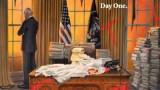 """""""Тайм"""": Първият ден от мандата на Байдън"""