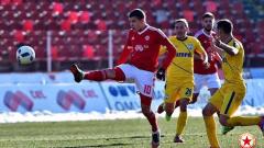 ЦСКА преотстъпва още един свой футболист на Дунав