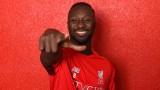 Наби Кейта: Имам манталитет на победител и се надявам да печеля с Ливърпул