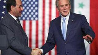 Буш: Изтегляме се от Ирак, когато си свършим работата