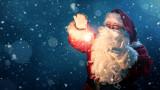 Дядо Коледа, италианският премиер Джузепе Конте и как успокои децата преди празника