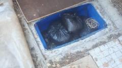 Откриха тайници с близо 270 кг контрабанден тютюн
