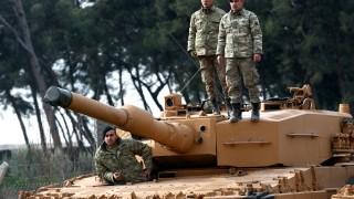 САЩ незабавно да се махат от Манбидж в Сирия, настоя Турция