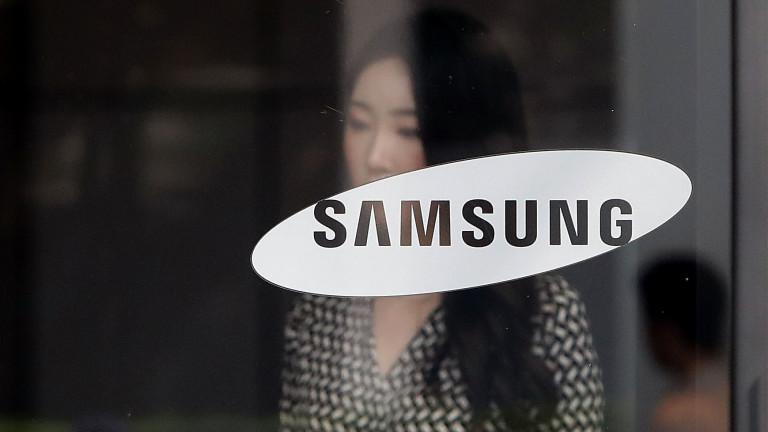 Samsung отчете 23% ръст на печалбите си, въпреки слабото търсене на смартфони