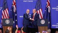 Тръмп поискал от премиера на Австралия помощ за дискредитиране на разследването за Русия