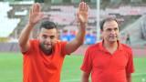 Мораеш: Дано следващия път срещна ЦСКА в Шампионската лига