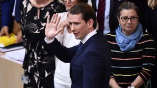 Парламентът в Австрия свали Курц от канцлерския стол