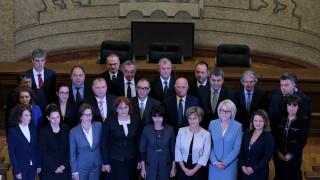 Пожелаха на новия ВСС икономическа и политическа независимост