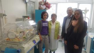 Многопрофилната болница в Ловеч остана без пари за недоносените бебета