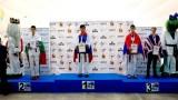 Деян Божков втори на Европейското първенство по таекуондо за кадети