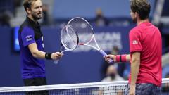 Доминик Тийм на финал на US Open 2020 след победа срещу Даниил Медведев