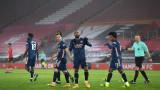 Арсенал с пълен обрат срещу Саутхемптън