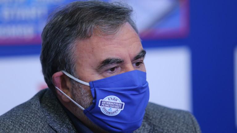 """Кунчев предпочита ваксината на """"Астра Зенека"""" като най-лесната за поставяне и съхранение"""