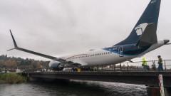 """ЕС одобри експлоатацията на """"Боинг"""" 737 MAX"""