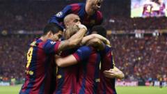 Барса спечели финала на Шампионската лига