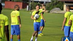 Капитаните на Левски се завръщат за мача с Дунав