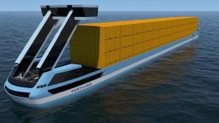 """От август в Белгия и Холандия дават старт на """"Тесла на каналите"""" - безпилотни кораби"""