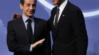 Саркози натиска Обама да се откаже от долара