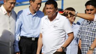 Тръмп насърчи Манила да продължава да избива наркотрафиканти