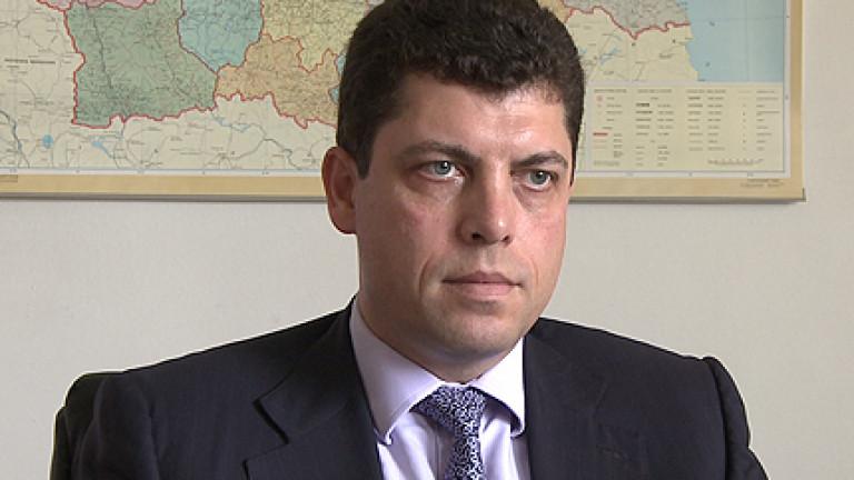Милен Велчев не завижда на следващия финансов министър