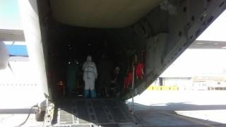 """Военни превозиха със """"Спартан"""" дете от Варна за лечение в София"""
