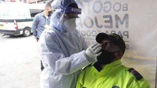 Над 100 000 случая на коронавирус в Колумбия