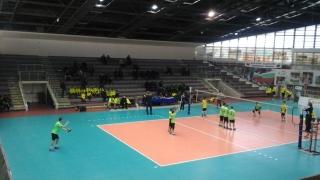 ЦСКА и Люлин си спретнаха здрава битка