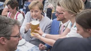 Германия все още иска укрепване на връзките със САЩ