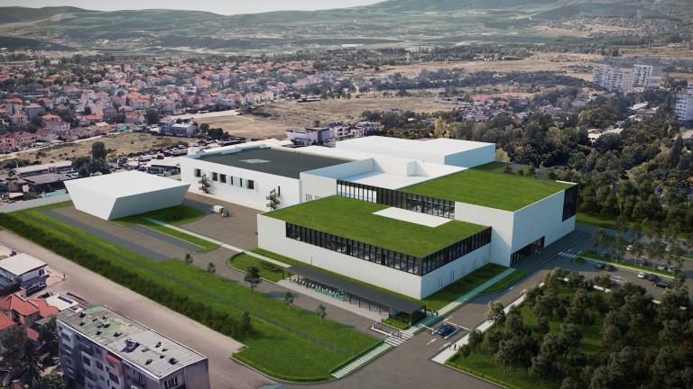 Белгийският лидер в производството на микрочипове Melexis започна строежа на