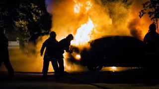 Подпалиха автомобила на директора на пловдивския затвор