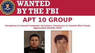 В САЩ повдигнаха обвинения срещу китайски хакери