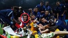Новият в ЦСКА Тибо Вион - до Погба, на световния футболен трон