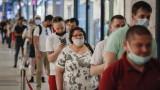 Ежедневно 2000 с коронавирус се хоспитализират в Москва