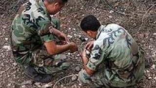 Над 170 мини предаде чеченец на милицията