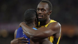 Джъстин Гатлин е новият световен шампион в бягането на 100 метра