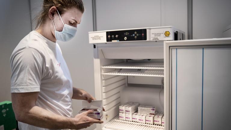 Дания окончателно се отказа от ваксината на AstraZeneca