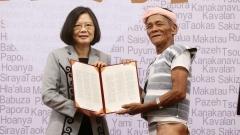 Тайван се извини за първи път на коренното си население