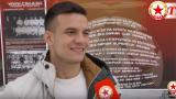 """Ангел Лясков заменя наказания Бикел в """"червената"""" отбрана"""