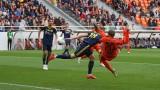 Без победител в дербито между Хичо и Попето в Русия